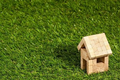 House Structure Real Estate Concept Building