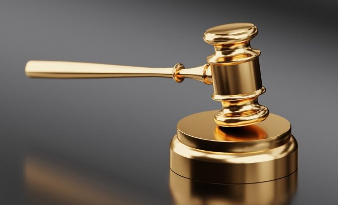 Gavel Auction Hammer Justice Legal Judge Law